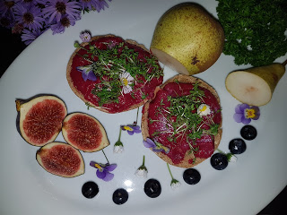 Superfood Rote Bete – Brotaufstrich