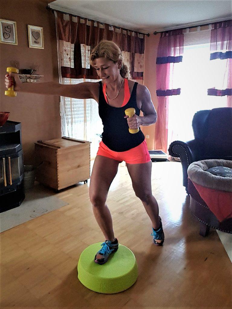 Sport hält Geist und Körper fit
