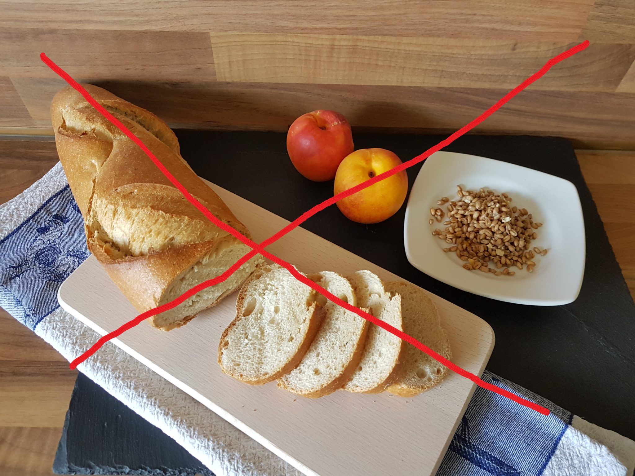 Weizen, schlechtes Eiweiß, Gluten, Diabetes, Suchtgefahr, Krankheiten