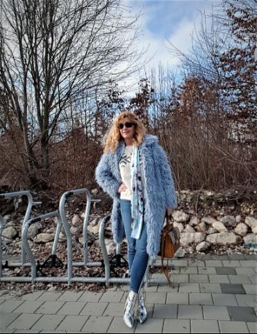 Kunstpelz oder Fake-Fur – Trend-Mäntel – warm und kuschelig