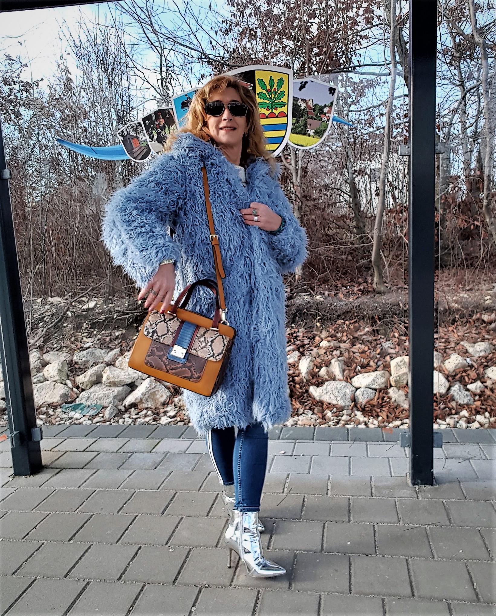 Fake-Fur, Kunstpelz, Trend 2019, Stylish