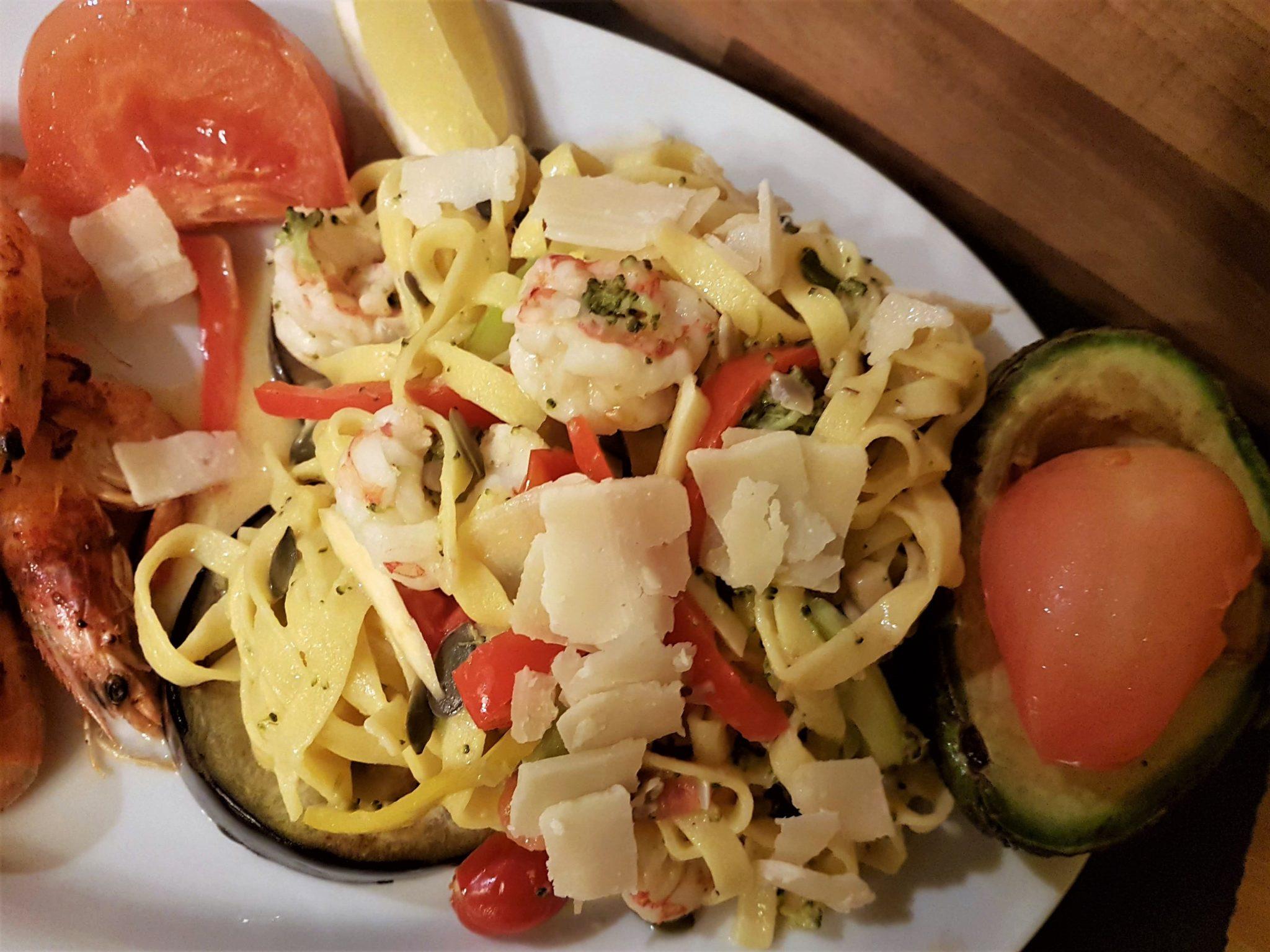 Frisch kochen ist einfach, gesünder Essen