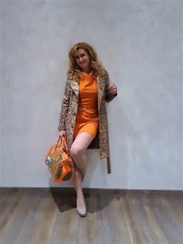 Orange, Trendfarbe 2019 -Der Renner unter den Modefarben