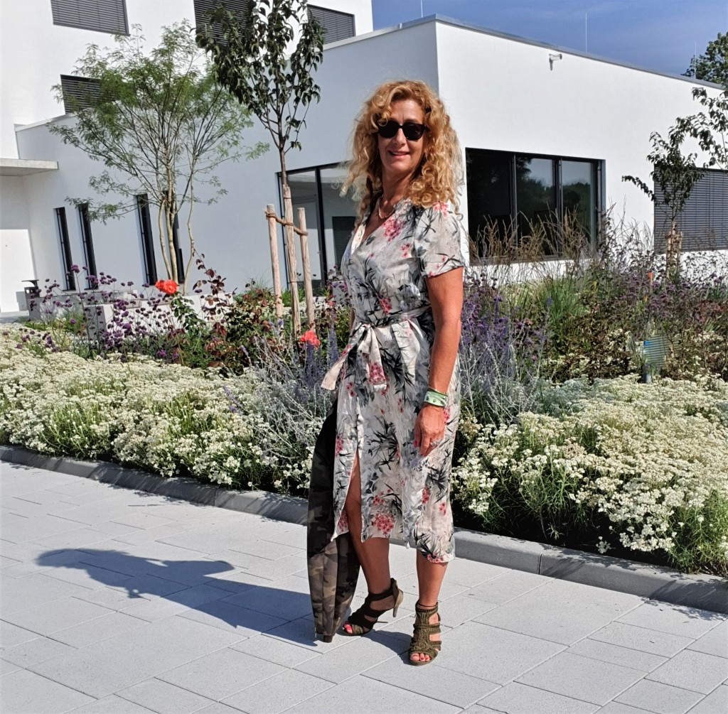 Hemdblusenkleid von Vera Moda